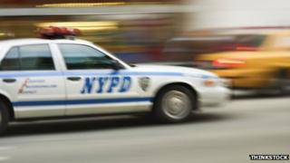 NYPD car generic image