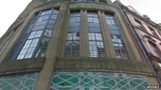 Co-operative store, Newgate Street, Newcastle