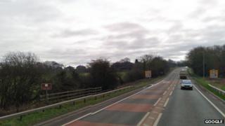 Tern Hill bridge