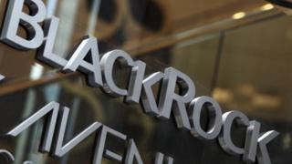 Blackrock office in New York