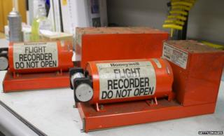 Asiana Airlines flight 214 recorders 2013