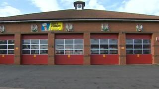 Sunderland Fire Station