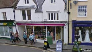 CLIC Sargent store in Wells