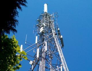 Les Touillets transmitter