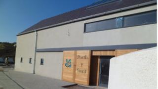 Canolfan Porth y Swnt, Aberdaron
