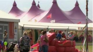 National Eisteddfod in Denbighshire in 2013