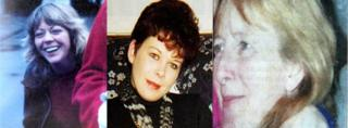 Leslie Ross faces charges over the deaths of these three women