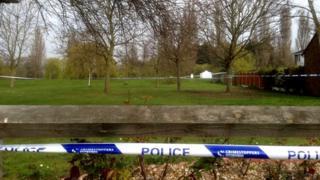 Lower Castle Park, Colchester