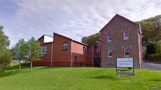 Knighton hospital