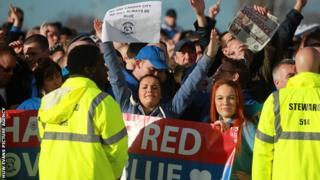 Protest cefnogwyr