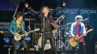 The Rolling Stones in Singapore on 15 March