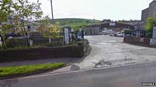 Environmental Waste Recycling Ltd's Eden Works site