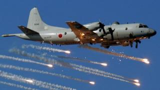Japan wants to showcase its military expertise to the world, Chinese papers say