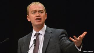 Tim Farron (file pic)