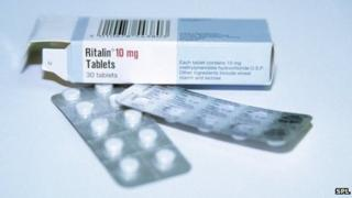 Ritalin drug