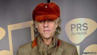 Bob Geldof - March 2014