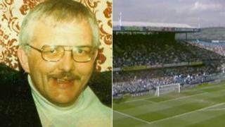 Patrick John Thompson and Hillsborough