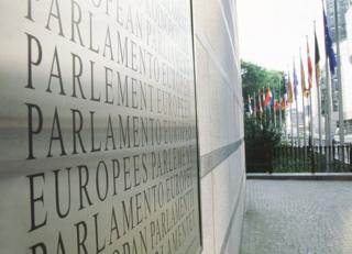 The European Parliament in Brussels (generic image)