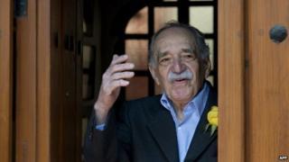 Gabriel Garcia Marquez, 6 March 14