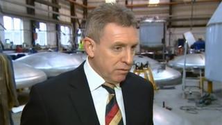 Keith Poynton interviewed at Briggs of Burton