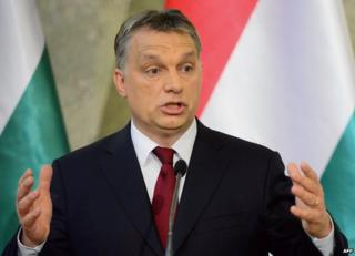 Viktor Orban (7 April 2014)