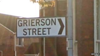 Grierson Street
