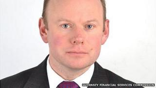 William Mason, director general of Guernsey Financial Services Commission