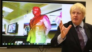 Boris Johnson officially launches MedCity