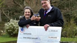 Carol and Harold Jones