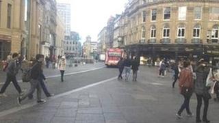 Blackett Street, Newcastle