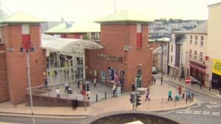 Foyleside shopping centre