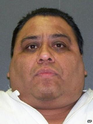 File photo of convicted killer Ramiro Hernandez-Llanas
