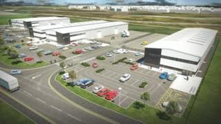Units to be built at Aberdeen Business Park