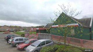 Spar store at the Crofthead Centre in Livingston