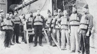 Louisa crew