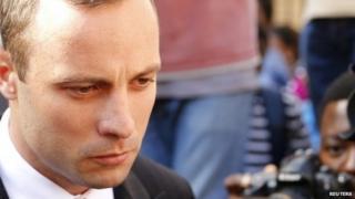 Oscar Pistorius - 11 April 2014