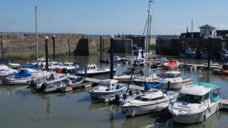Porthcawl marina