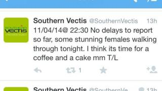 Southern Vectis Twitter