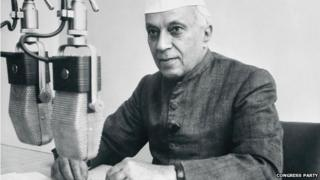 Jawaharlal Nehru was known for captivating and inspiring audiences with his powerful slogans