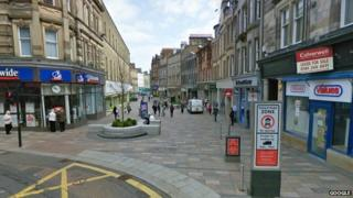 Port Street, Stirling