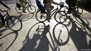 Bikes for the unemployed