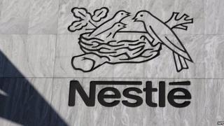 Nestle company logo