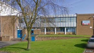 The Shropshire Star offices