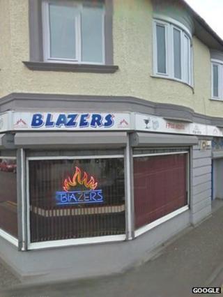 Blazers Fun Pub in North Street in Leven