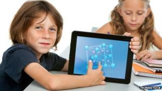 Pupils 'addicted to tablet computers', teachers warn