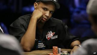 Phil Ivey appeared in Las Vegas, Nevada, on 15 July 2009