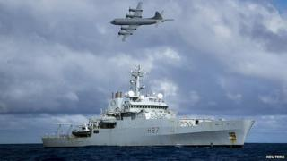 Malaysia missing plane: Robotic sub continues search