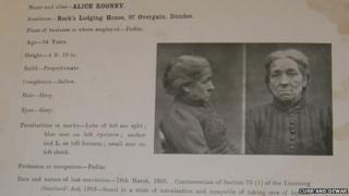 Alice Rooney drunk form