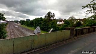Horlicks bridge
