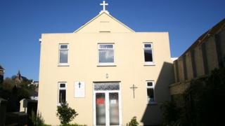 Our Lady of the Assumption church in Gorey